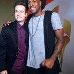 Brandon Ludwig Academy Social with Jesse Lipscombe