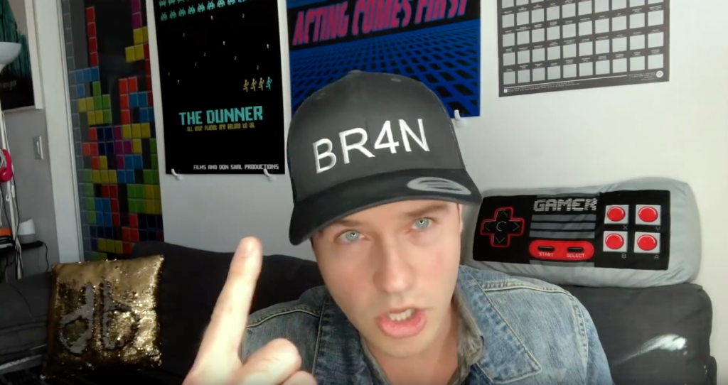 Brandon Ludwig BR4N ON