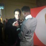 Brandon Ludwig Canadian Screen Awards