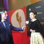 Brandon Ludwig, Natasha Negovanlis Screen Awards Gala 2