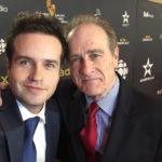 Brandon Ludwig & Norm Kelly Gala 1 TV Academy Screen Awards