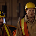 Brandon Ludwig and Arcade Riley Con. Workers