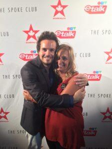 Brandon Ludwig and Francesca Accinelli