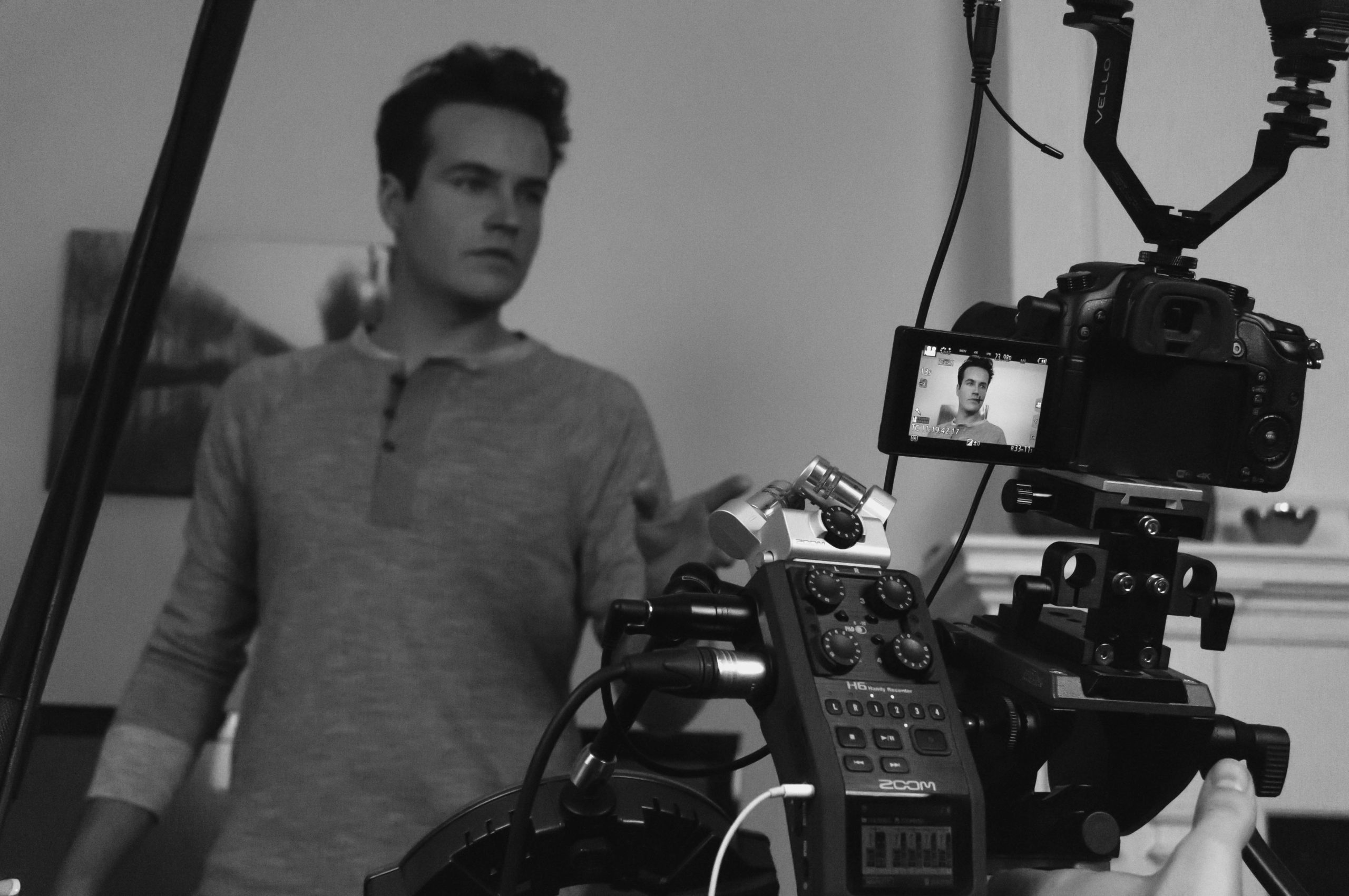 Brandon Ludwig Behind the Scenes Gotcha Mickey