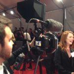 Sheldon Ludwig, Julianne Moore Red Carpet